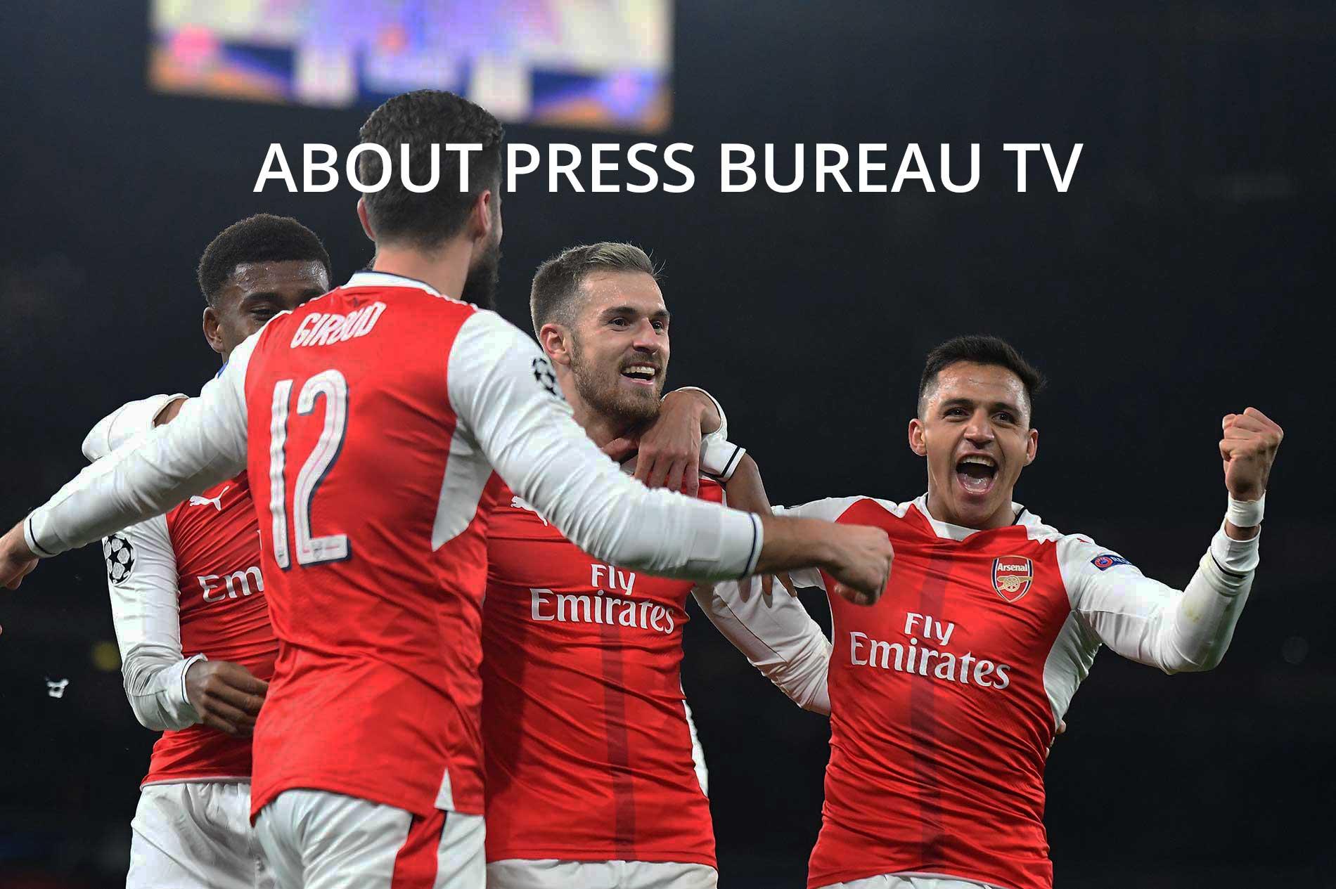 About Press Bureau TV