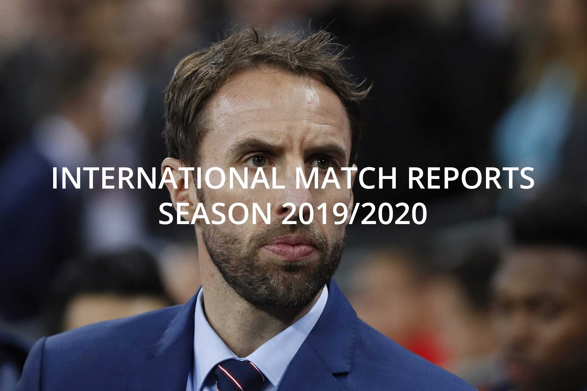 press bureau tv international match reports